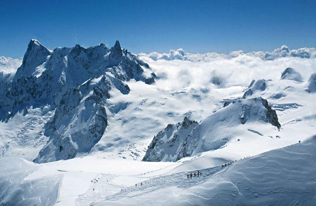 Mountain Report Chamonix